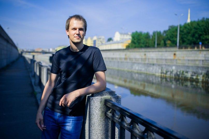 Андрей Мима | Санкт-Петербург