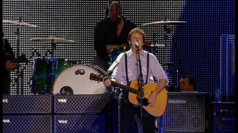 Paul McCartney Mrs Vanderbilt 18 31 400 Anniversary Concert 20 07 2008