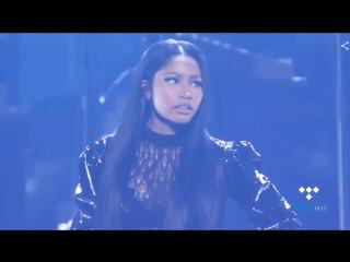 Выступление Ники Минаж \Nicki Minaj - Roman's ,Monster, Down In The DM ,Pinkprint Freestyle, Only, Truffle Butter TIDAL 2016 HD