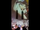 Поль Сезан под куполом Собора Петра и Павла Орган саксофон дудук