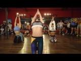 Крутая хореография под песню Meghan Trainor - Me Too