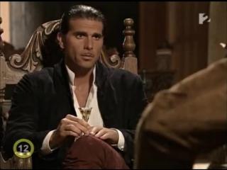Сериал Зорро Шпага и роза (Zorro La espada y la rosa) 121 серия