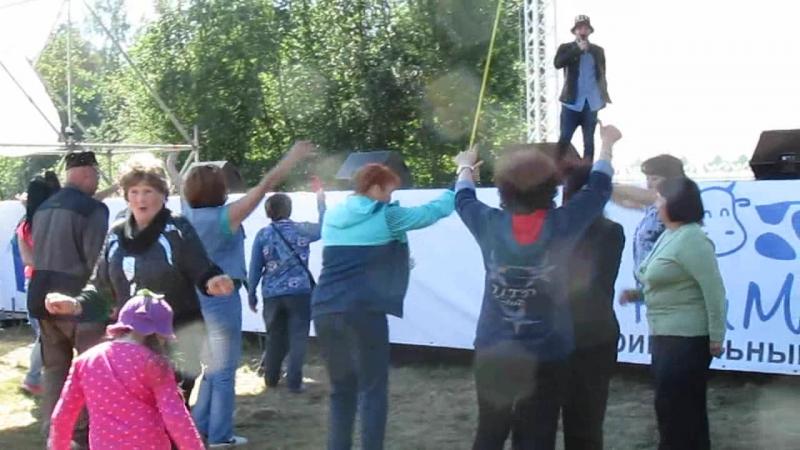 Айтуган Гайзуллин – Башҡорт Егеттәре (Сабантуй 2016 Санкт-Петербург)