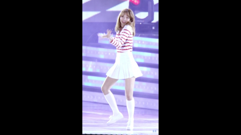 161023 레드벨벳 슬기 직캠 DUMB DUMB Red Velvet Fancam @ BOF 폐막 공연
