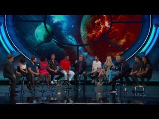 23 июля 2016: Каст фильма «Отряд самоубийц» на шоу Конана О'Брайена, Сан-Диего