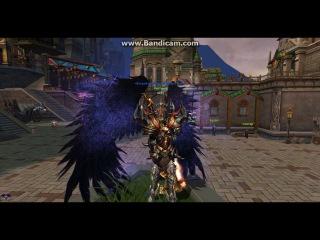 Крылья Темного Ангела