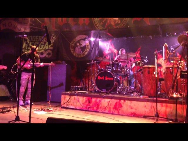 The Reggaenauts - Baltic Rock @ Moscow Ska Festival '16