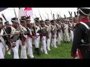 Реконструкция Бородинского сражения 1812 г