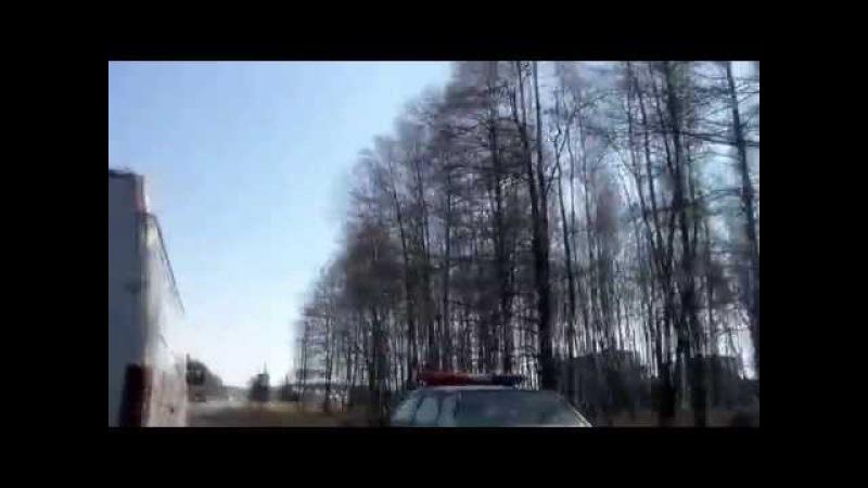 Шепетовские гайцы орудуют в Славуте