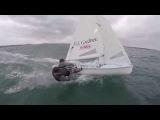 NZL 470 Sailing. Fizzing!!!