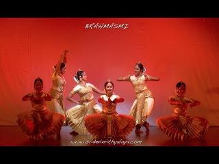 Sridevi Nrithyalaya - Bharatanatyam Dance - BRAHMASMI Dance Drama