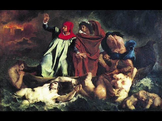 ДАНТЕ АЛИГЬЕРИ. Божественная комедия. Библейский сюжет
