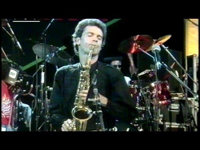 David Sanborn - Live at Ohne Filter (Baden-Baden, 1986)