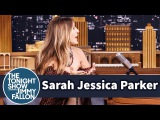 Sarah Jessica Parker Remembers Jimmys Celeb-Filled First Tonight Show