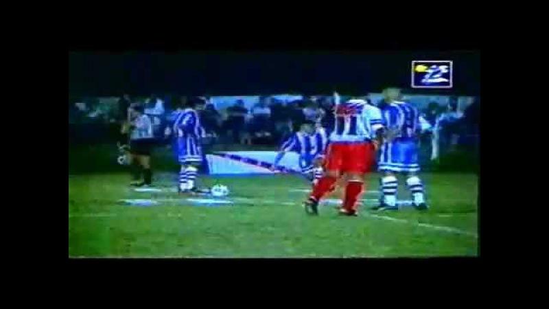 Самый быстрый гол в истории футбола. 2.8 секунда. Уругвай - Сориано