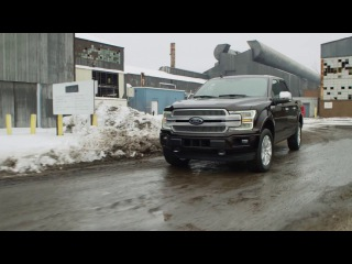 New 2018 Ford F-150 Running Footage
