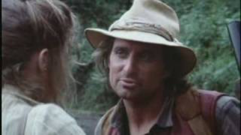 ROMANCING THE STONE - Trailer ( 1984 )