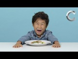 French Food American Kids Try Food from Around the World - Ep 5 Kids Try Cut