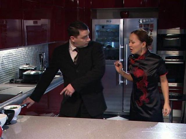 Вероника. Потерянное счастье 16 серия (2012) HD 720p