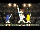 【第14回MMD杯EX】M@STERPIECE LIVE!! 765PRO ALLSTARS HD Ver【合作完全版】