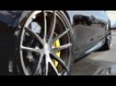 F10 BMW M5 Velos Solo V 21 Forged Concave Monoblock Wheels
