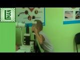 Ребенок на осмотре у офтальмолога.Видео для детей.Child on examination by an ophthalmologist