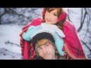 Anna Kristoff Love Is an Open Door PART TWO - Disney's Frozen - Traci Hines Light Return