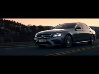 The New Mercedes-Benz E-Class Commercial: Intuition - Mercedes-Benz Singapore
