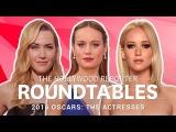 Jennifer Lawrence, Brie Larson, Kate Winslet &amp More Actresses on THR's Roundtables Oscars 2016