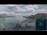 World of warships - 18+ LAIR Sea Bees vs RUSH SEA WAVE