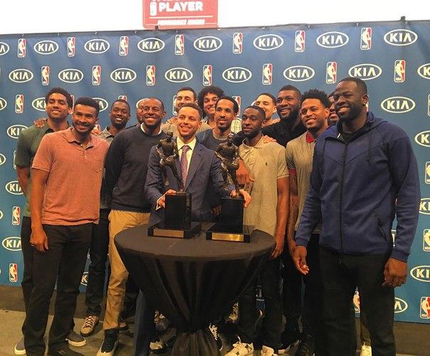 Лучший игрок сезона 2016 НБА