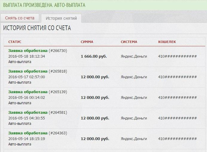 РЕАЛЬНЫЙ ЗАРАБОТОК БЕЗ ВЛОЖЕНИЙ ОТ10$ В ДЕНЬ! ВЫВОД МОМЕНТАЛЬНО!!! http://99link.ru/36635 FWy6fW6XFR8