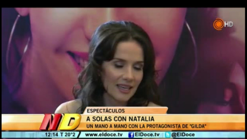 Авант-премьера фильма Джильда. Я не жалею об этой любви в г. Кордобе (Аргентина).