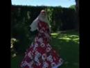 Tamila Sagaipova 2016 reklamnyj rolik dlya Danas Dress
