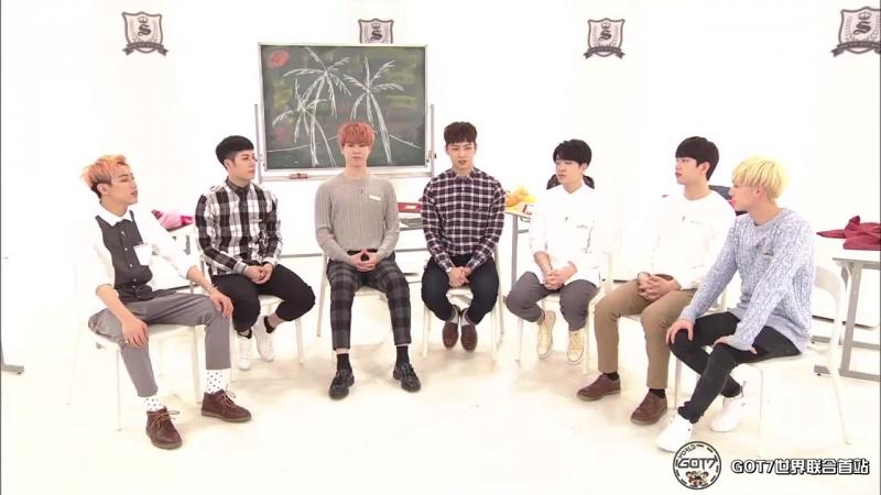 [Видео] 160923 NHK E-tele 'Уроки корейского' 23 эпизод