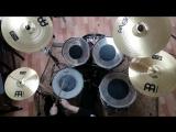 Jakwob - Fade (drum cover)