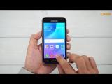 Распаковка Samsung Galaxy J1 _ Unboxing Samsung Galaxy J1