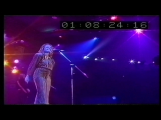 Peters pop-show 1987 Mike Oldfield Anita Hegerland - The Time Has Come. (HD)