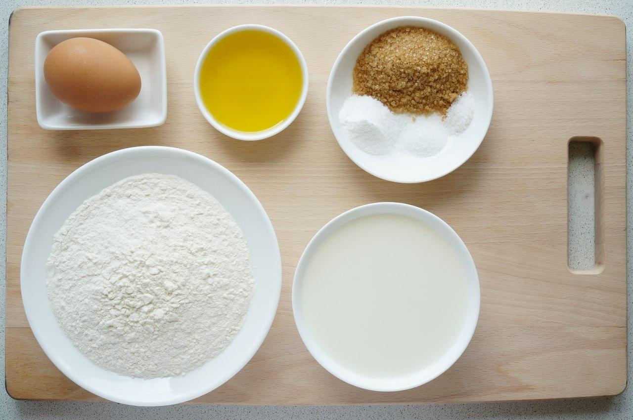 Как сделать панкейки в домашних условиях рецепт пошагово