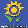 """Оптимист"" реклама в Белой Церкви"