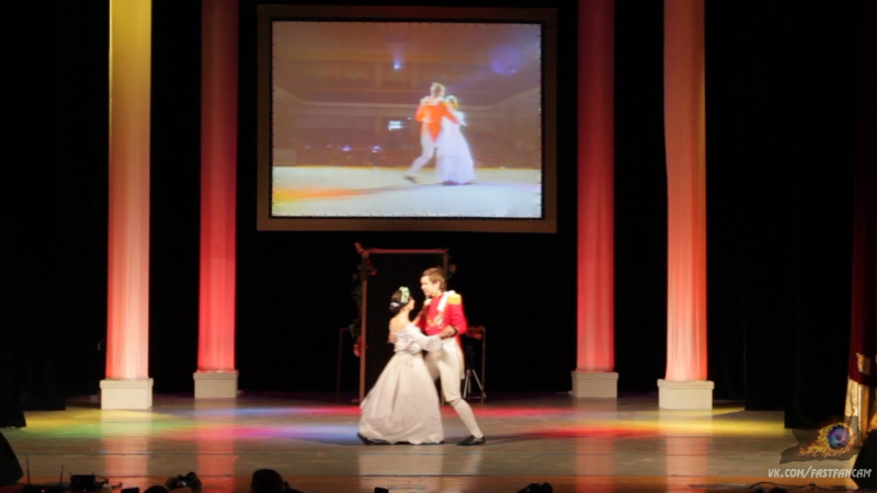 M.O.Con 22.10.2016 - Хигураши - Королева Виктория, Принц Альберт (сериал Королева Виктория)