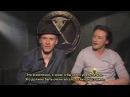 Интервью в рамках Люди Икс Первый Класс , 2011 г