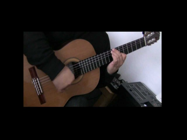 The Bach Chaconne/ Ciaconna/ Part 1