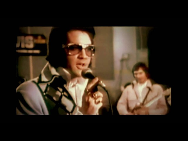 Elvis Burning Love with The Royal Philharmonic Orchestra