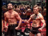 Conor McGregor and Gunnar Nelson   What doesnt kill you makes you stronger