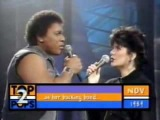 Don't know much (  with lyrics ) - Linda Ronstadt  and Aaron Neville.
