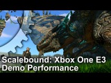 Scalebound: Xbox One E3 2016 Gameplay Frame-Rate Test