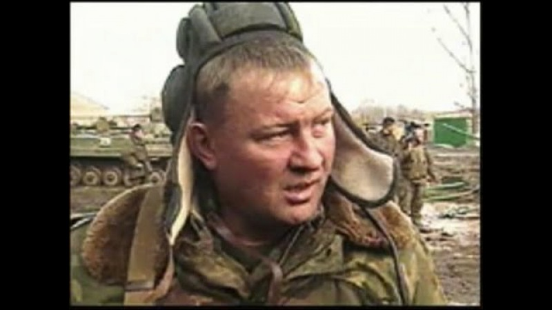 Морпех Отраковский Иван о полковнике Буданове пора Русским солдатам идти во вл