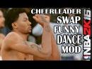 NBA 2K17 PLAYERS BECOME CHEERLEADERS - FUNNY NBA 2K16 MOD - HD 60FPS