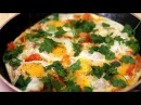 Shakshouka (Egg Dish) - Saudi Arabia Recipe - CookingWithAlia - Episode 176
